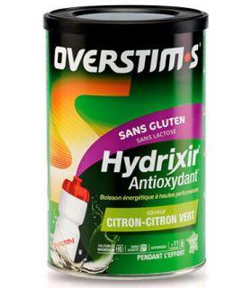 Overstims Hydrixir Antioxidante Sin Gluten Frutos Rojos 600 Gr
