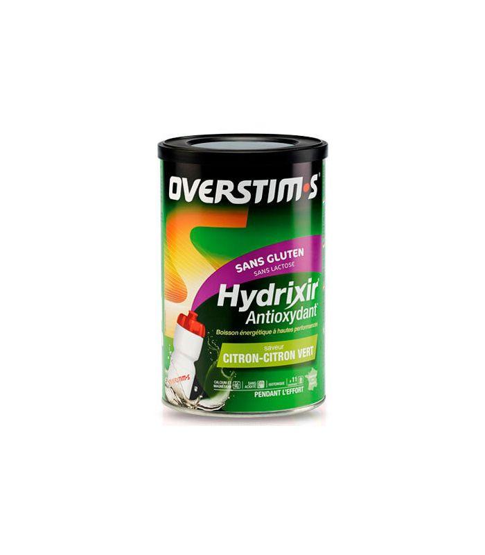 Overstims Hydrixir Antioxydant Sans Gluten Aux Fruits Rouges 600 G