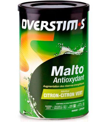 Overstims Malto Antioxidante Frutas Rojas 500 Gr