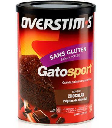 Overstims Gatosport Banane-Chocolat Sans Gluten