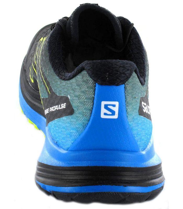 Zapatillas Trail Running Hombre - Salomon Sense Propulse negro Zapatillas Trail Running