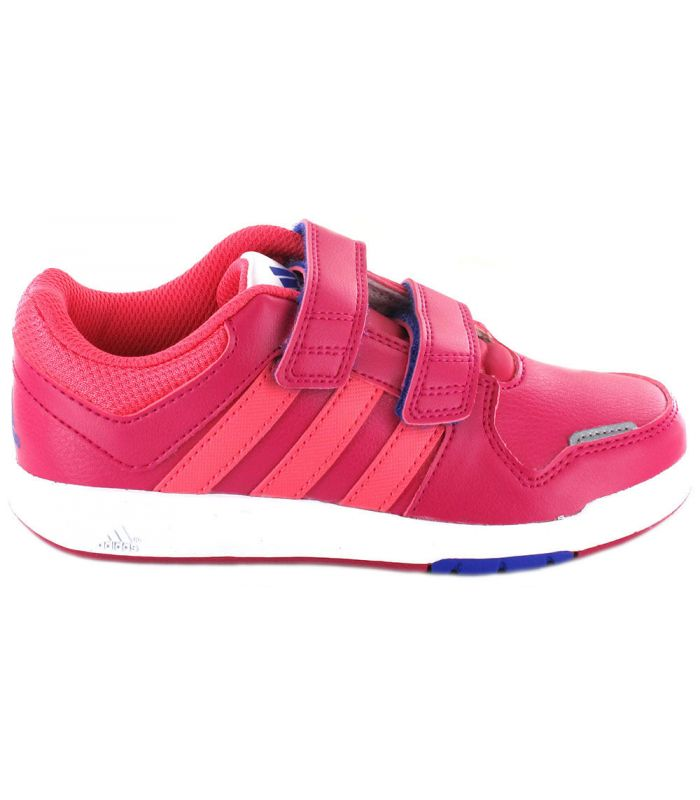 Adidas LK Trainer 6 CF K Fuchsia - Junior Casual Footwear