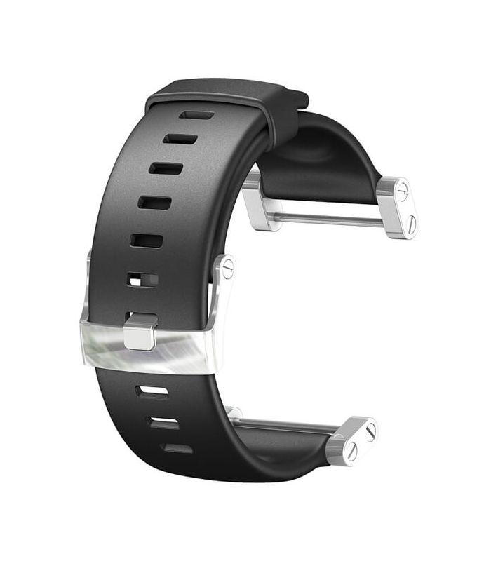 Correa Suunto Core Flat Black Suunto Accesorios Pulsómetros-Altimetros Electrónica y Orientación