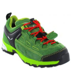 Salewa JR Alp Player WP Green