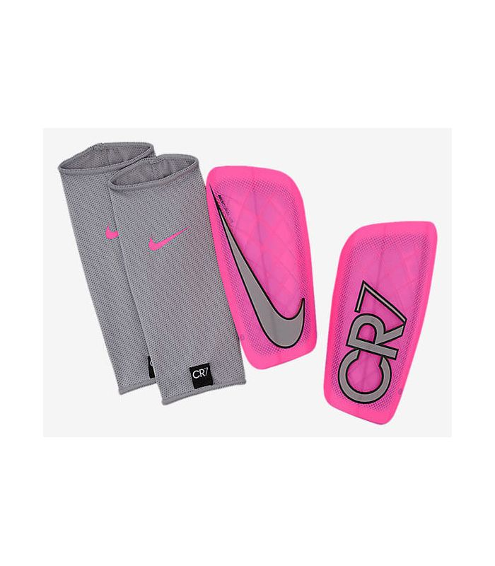 Caneleiras Nike Mercurial Lite CR7