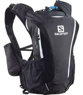 Salomon Skin Pro 14+3 Set Negro