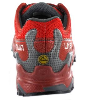 La Sportiva Ultra Raptor Rojo - Zapatillas Trail Running Hombre - La Sportiva