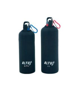 Altus aluminium Bottle 750 ml + pouch