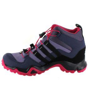 Adidas Terrex Mid K Gore-Tex Morado
