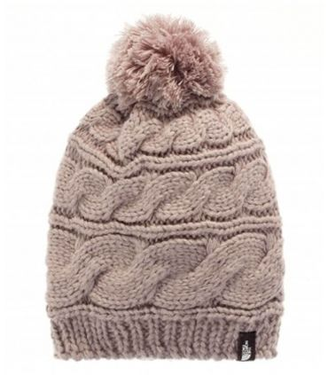 The North Face Tripe Cable Pom Gris