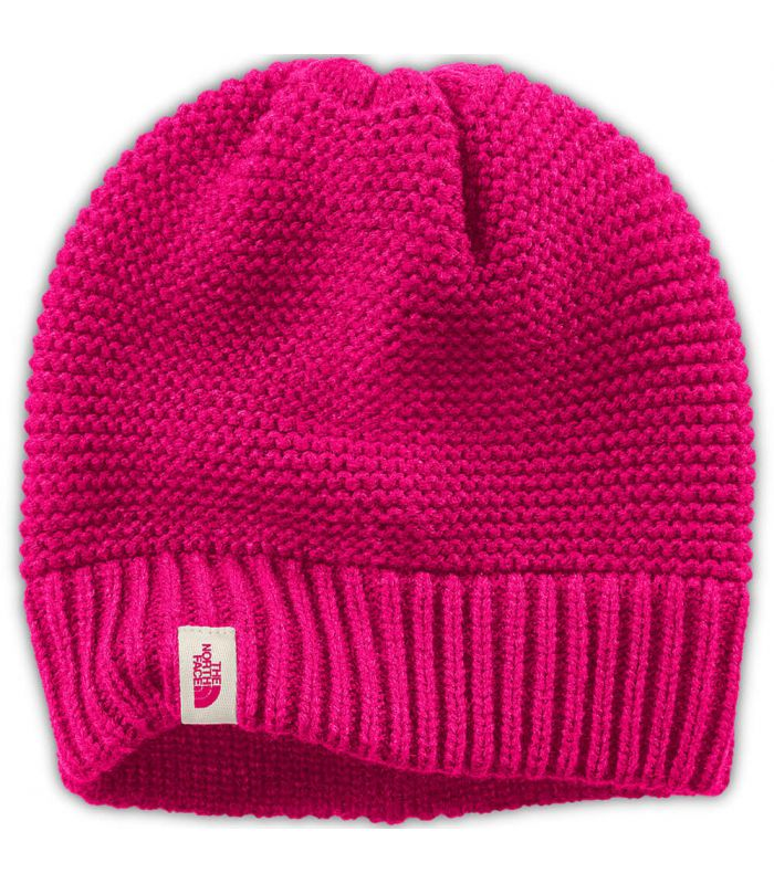 The North Face Purrl Stitch Beanie Violeta