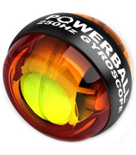 Powerball Amber Light + Speedometer