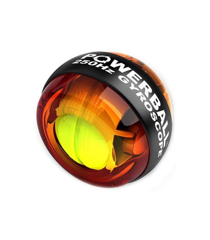 Powerball Lumière Orange + Compteur De Vitesse