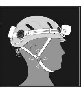 Helmet Altus Jupiter - Regulation side