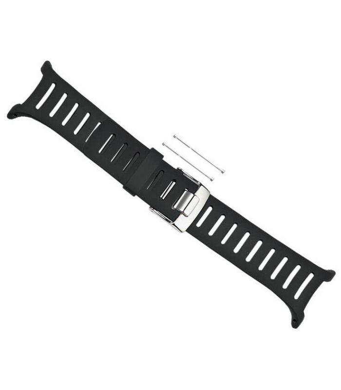 Correa Suunto Serie T Medium Negro Suunto Accesorios Pulsometros-Altimetros Electronica