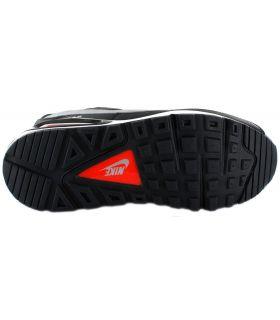 Nike Air Max Command Negro - Zapatillas Running Mujer - Nike 38,5