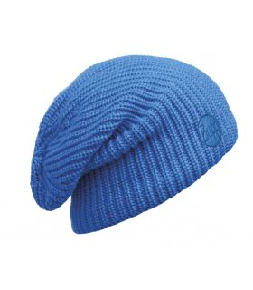 Buff Knitted & Polar Hat Buff Drip Azul