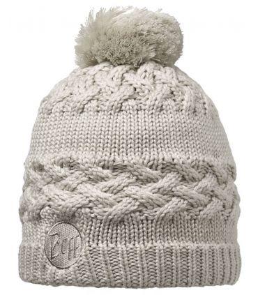 Buff Knitted Hat Buff Savva Beige