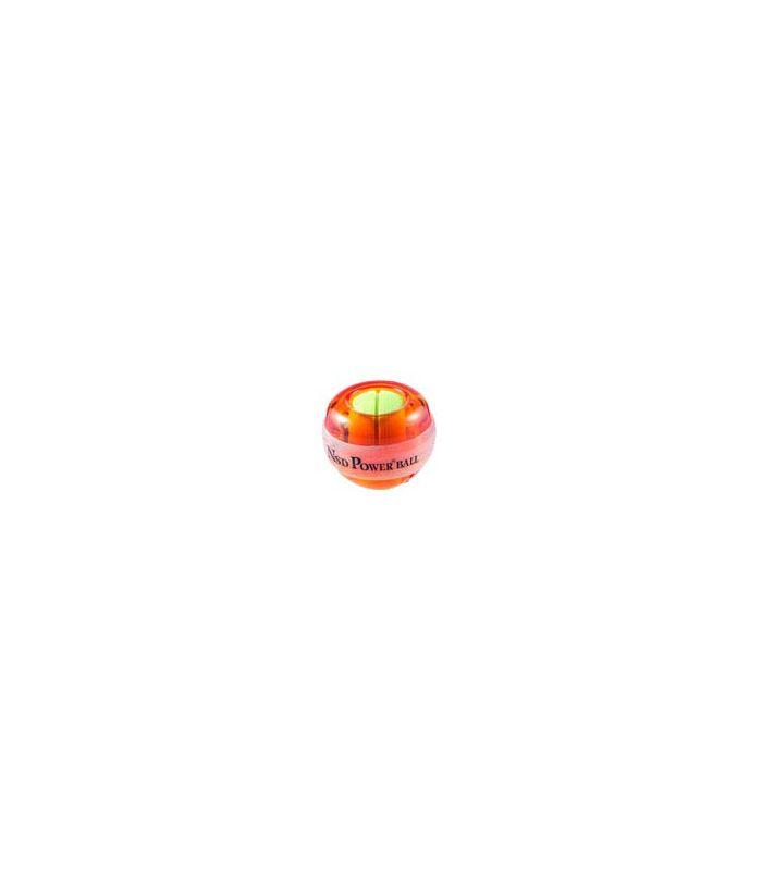 Powerball lumière orange
