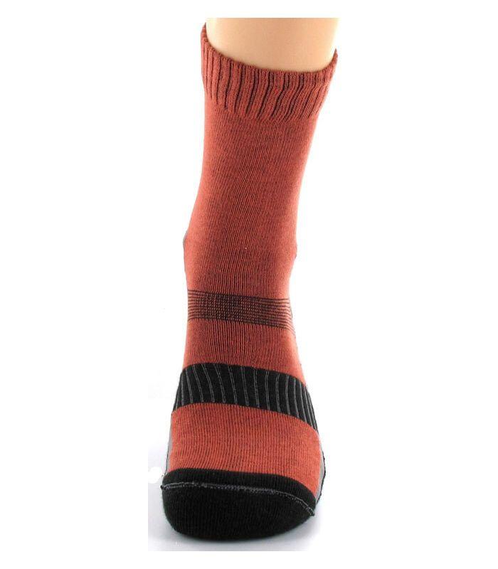 Calcetin de montaña Mund Andes Mund Socks Calcetines Montaña Calzado Montaña Tallas: 46 / 49; Color: naranja
