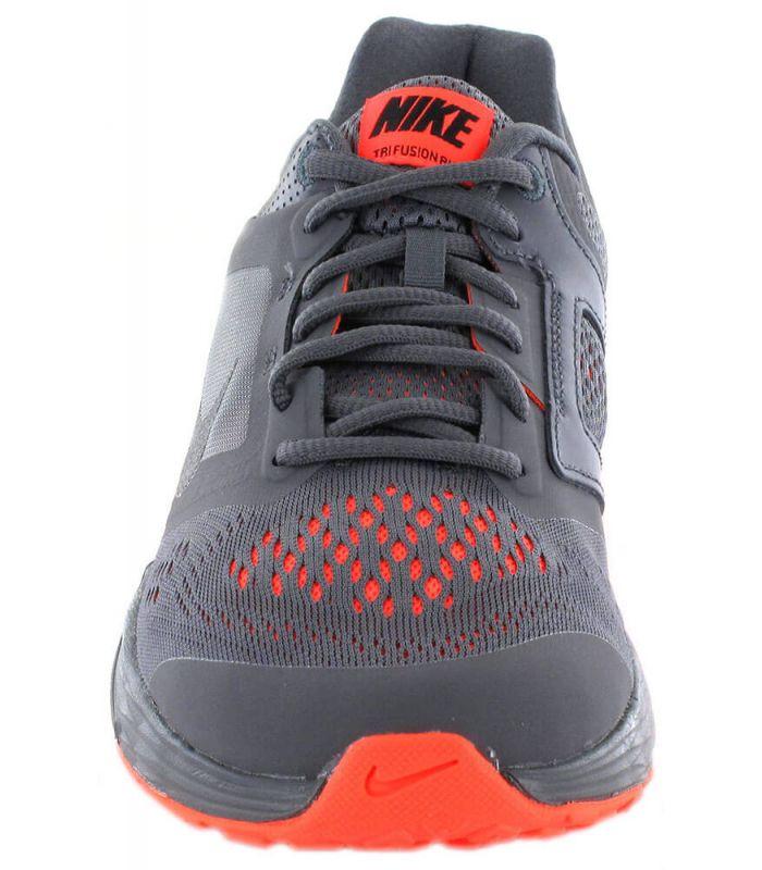 Nike Tri Fusion Run Nike Zapatillas Running Hombre Zapatillas Running Tallas: 40,5; Color: gris