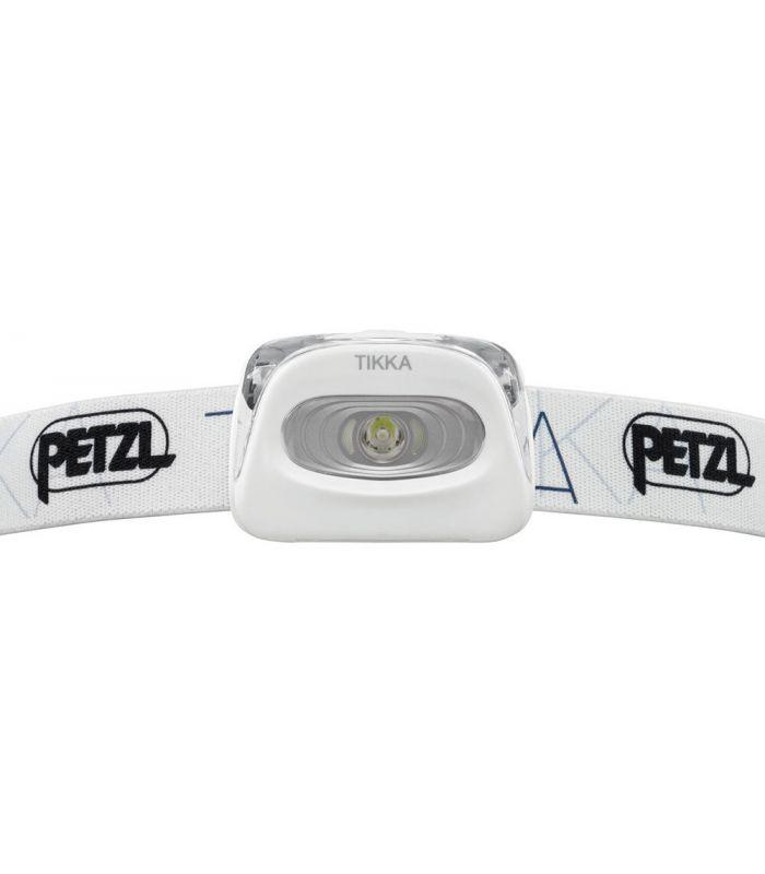 Petzl Tikka 100 Rojo - Iluminacion Trail Running