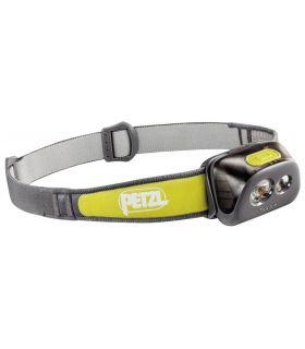 Petzl Tikka+ 160 Verde - Iluminacion Trail Running - Petzl