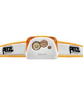 Petzl Tikka XP 180 Gris / Naranja