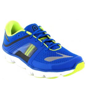 Brooks Kids PureFlow 4 Grade Blue