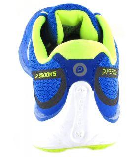 Brooks Enfants PureFlow 4 Bleu De Qualité