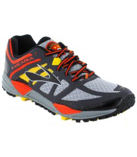 Brooks Cascadia 11 Grau