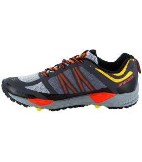 Brooks Cascadia 11 Gris Brooks Zapatillas Trail Running Hombre Zapatillas Trail Running Tallas: 40