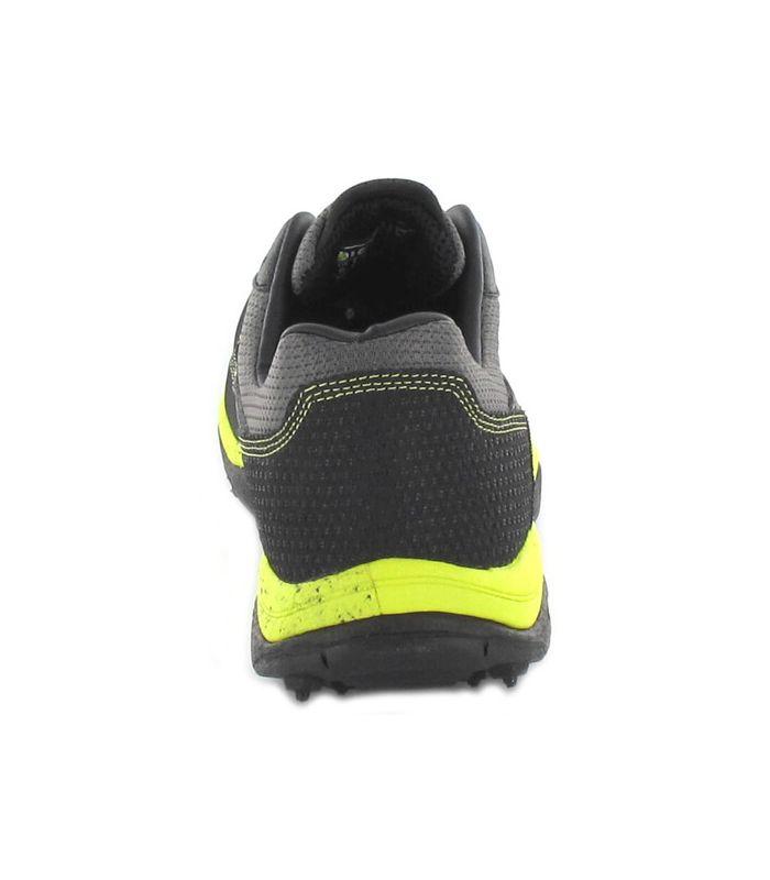 Zapatillas Trail Running Hombre - Icebug BUGrip MR2 ® Extreme gris Zapatillas Trail Running