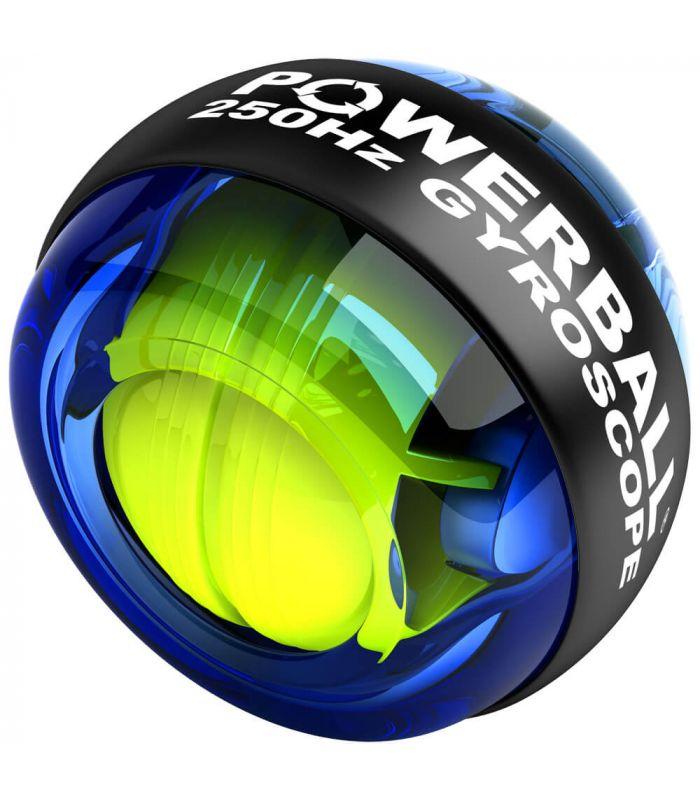 PowerBall - Powerball Blue Ligth + Velocimetro Material Deportivo