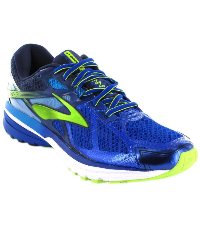 Brooks Ravenna 7 Blue
