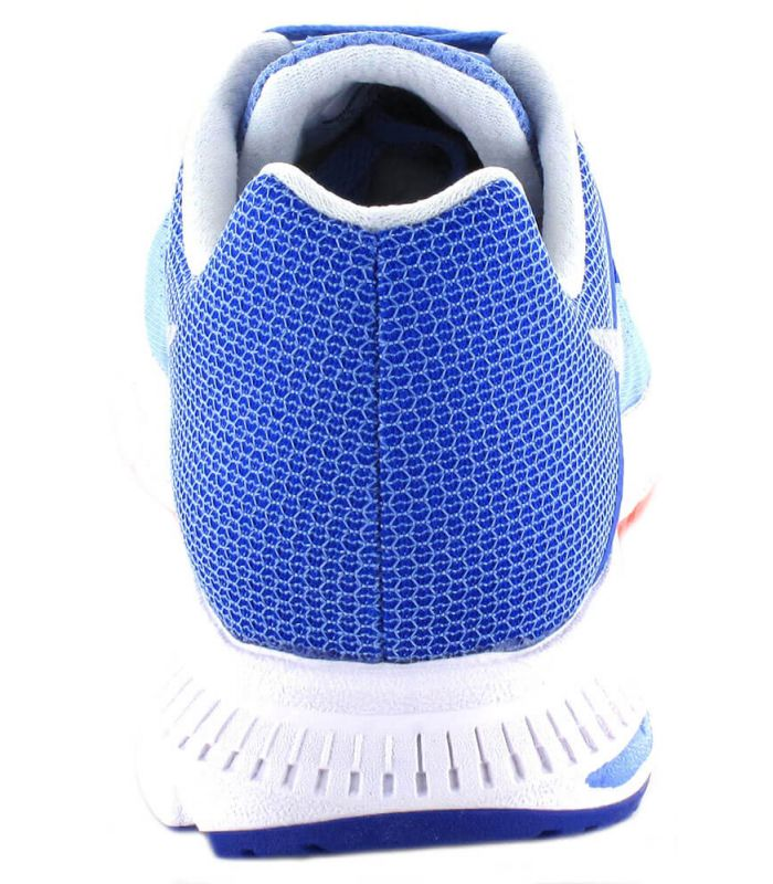 Zapatillas Running Mujer - Nike Zoom Winflo 2 W azul Zapatillas Running