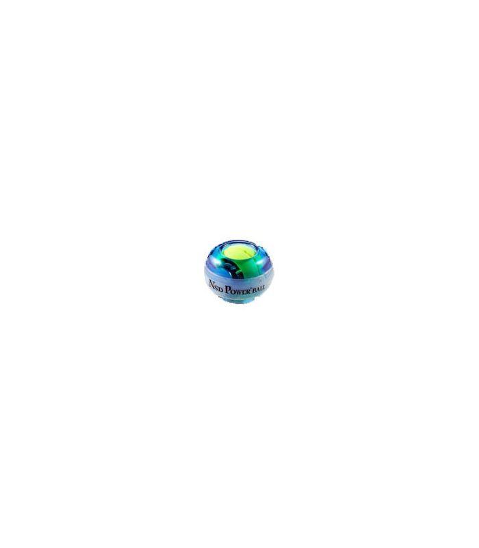 Powerball de la lumière bleue