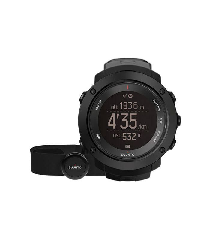 Suunto Ambit3 Vertical HR Negro