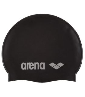 Sand Cap Classic Silicone Black