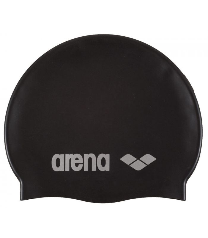 Arena Gorro Classic Silicona Negro