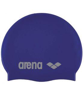 Gorros Natacion - Triatlon - Arena Gorro Classic Silicona Junior Royal azul Natación - Triatlón