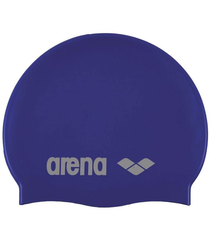 Arena Gorro Classic Silicona Junior Royal